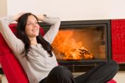 Как да запалим камината - лесни хитринки