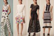 """Еклектика в стила, с новата колекция на модна къща """"Оскар де ла Рента"""""""