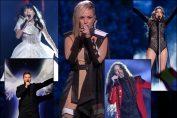 5 песни на Евровизия се превърнаха в абсолютни хитове