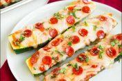 Пица с тиквички - лесно и вкусно
