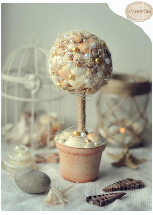 diy seashells 1