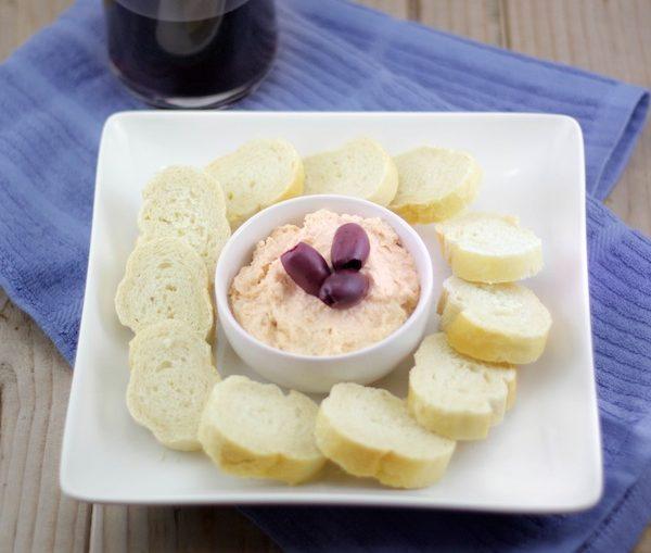 Гръцка Тарама салата - вкусна и свежа