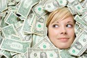 Точки на лицето за богатство