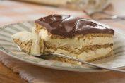 Еклерова торта рецепта
