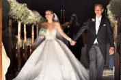 Виктория Сваровски със сватба от приказките - любов, кристали и още нещо...
