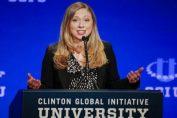 Челси Клинтън . една бъдеща Жена на Върха