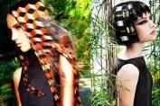 Татуси в косите - най-новия моден тренд за лятото