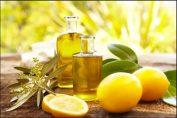 Лосион с лимон и зехтин, връща еластичността на кожата