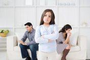 Как да се държим с децата след развода