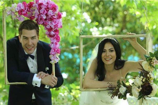 Фуркан Палалъ и Демет Йоздемир сватба