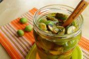 Зелени орехи с мед за имунитет и щитовидна жлеза
