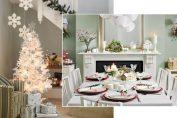 Декорация на маса за Нова година