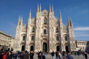 Дуомо ди Милано Снимки: личен архив