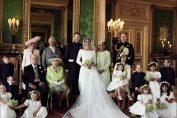 Железен кралски етикет за Меган Маркъл след сватбата