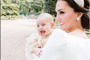 Принц Луи - едно щастливо бебе снимки: Кенсингтън палас / Instagram