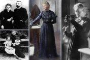 Историята на Мария Кюри