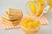 Конфитюр или сладко от тиквички с портокал или лимон