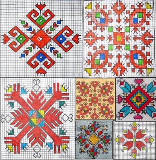 Елбетица значение на символите в българските шевици