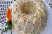 Празнична салата с макарони
