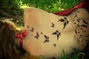 Влияние на татуировките върху съдбата