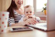 100 начина спечелиш пари, докато си в майчинство