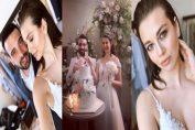 Сватбата на Сезги Сена Акай