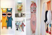 Практични и красиви идеи за съхраняване на полиетиленови торбички