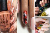 25 идеи за есенен маникюр: Листа в топли цветове и мотиви за влюбени