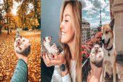 Най-сладкото таралежче в Instagram пътува по света и кара всички да се усмихват!