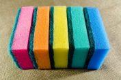 Цветовете на гъбите за миене не са случайни (Знаете ли какво означават?)
