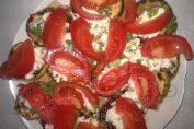 Парти хапки с тиквичка и домати сн: woman-onthe-top.net