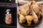 Пиле в буркан –проста рецепта за сочно месо и вкусен сос