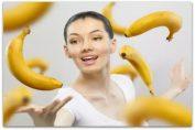 Сияйна кожа с помощта на банан: Маски срещу акне, черни точки и тъмни кръгове