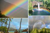 Хавай: Мястото, където се ражда дъгата