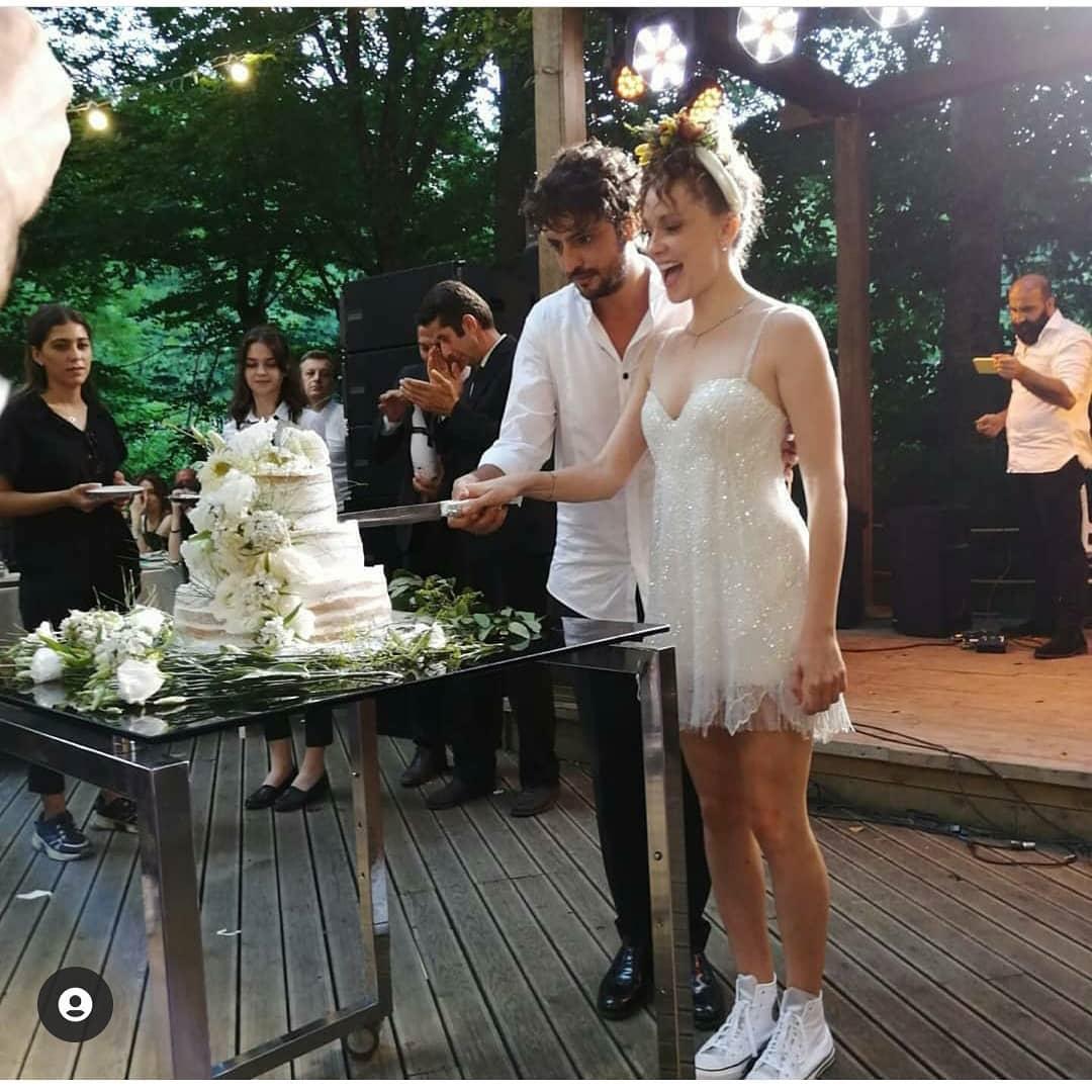 Сватбата на Танер Йолмез